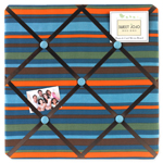 Tropical Hawaiian Memory/Memo Photo Bulletin Board for Surf Bedding