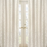 Victoria Jacquard Window Treatment Panels by Sweet Jojo Designs - Set of 2