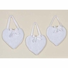 White Eyelet Wall Hanging Accessories by Sweet Jojo Designs