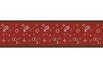 Wild West Cowboy Western Baby and Kids Wall Border by Sweet Jojo Designs - Bandana Print