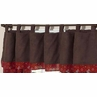 Wild West Cowboy Western Window Valance by Sweet Jojo Designs