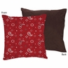Wild West Decorative Accent Throw Pillow by Sweet Jojo Designs