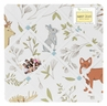 Woodland Animal Toile Fabric Memory/Memo Photo Bulletin Board by Sweet Jojo Designs