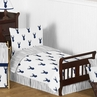 Woodland Deer Boys Toddler Bedding - 5pc Set by Sweet Jojo Designs
