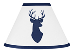 Woodland Deer Lamp Shade by Sweet Jojo Designs