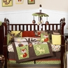 Woodland Forest Animals Baby Bedding - 9pc Crib Set by Sweet Jojo Designs
