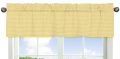 Honey Bee Collection Window Valance by Sweet Jojo Designs