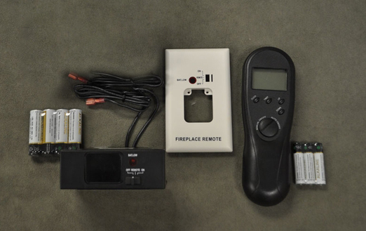 Acumen RCK-KS Manual On/Off and Thermostat DC Remote Control Kit - RCK-KS Manual On/Off And Thermostat DC Remote Control Kit