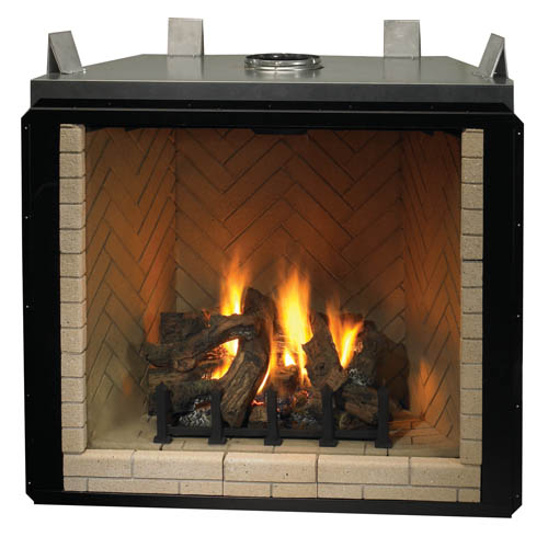 Ddi Devonshire 42 Quot Direct Vent Natural Gas Fireplace Dvf