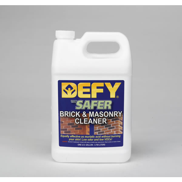 Defy Safer Brick And Masonry Cleaner 24601