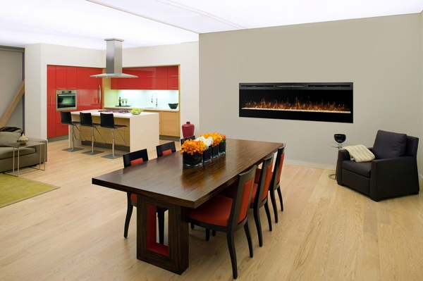 Dimplex Blf74 Galveston Wall Mounted Electric Fireplace