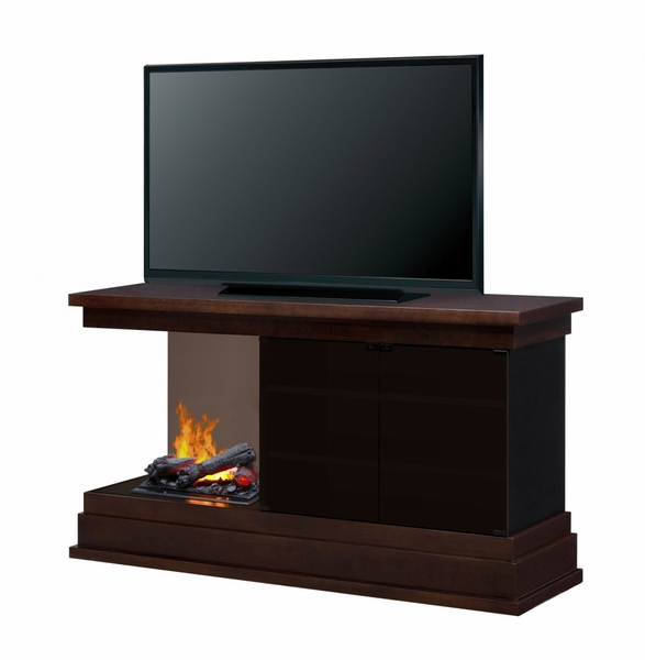 Dimplex Debenham Electric Fireplace Media Console With