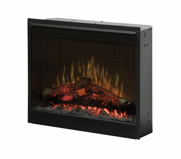 Dimplex Df2608 26 Quot Plug In Electric Firebox With Brick Effect