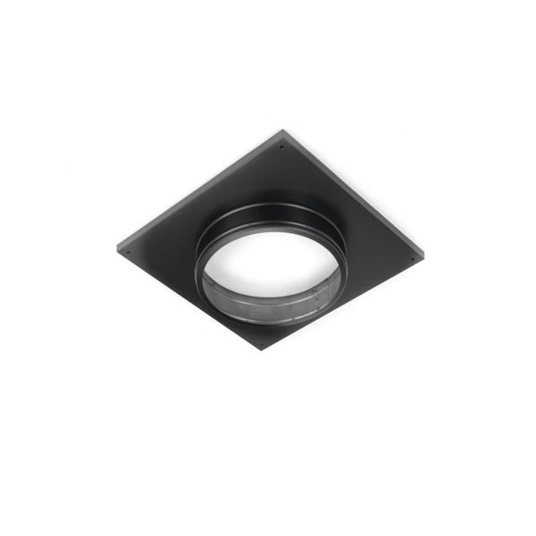 Dura Vent Directvent Pro Round Ceiling Support And Wall