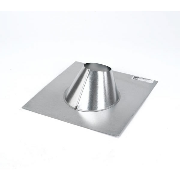 Dura Vent Type B Gas Vent Adjustable Roof Flashing For