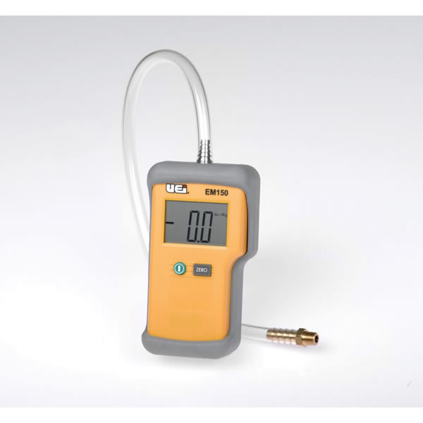 Electronic Gas Pressure Manometer