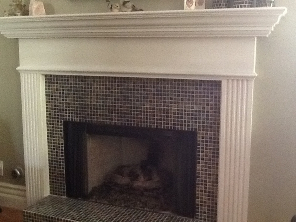 Empire 48 Quot Profile Wooden Mantel With Standard Trim