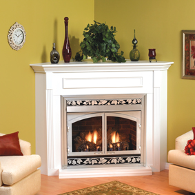 WHITE MOUNTAIN HEARTH: DIRECT VENT FIREPLACE TAHOE SERIES