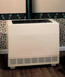 Empire Rh65cb Closed Front Gas Room Heater With Blower