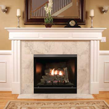 empire tahoe deluxe clean direct vent gas fireplace