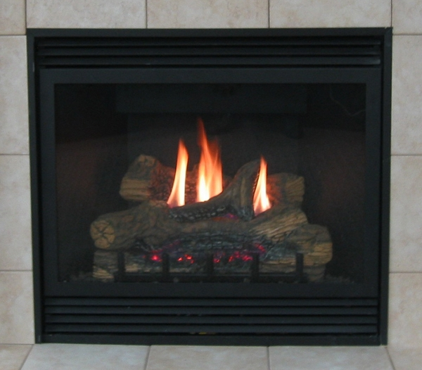 Empire Tahoe Deluxe Direct Vent Natural Gas Fireplace 32