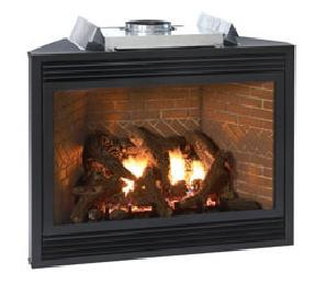 Empire Tahoe Luxury Direct Vent Natural Gas Fireplace 42