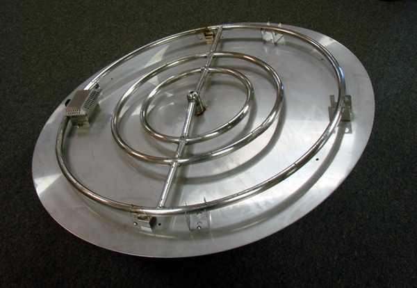 Images of Gas Burner Rings For Fire Pits - Gas Burner: Gas Burner Rings For Fire Pits