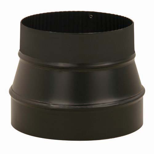 stove pipe 6 inch to 8 inch diameter stove pipe reducer increaser
