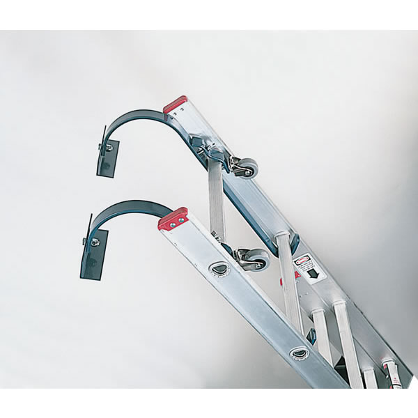 Ladder Hook With Wheels Set Of 2