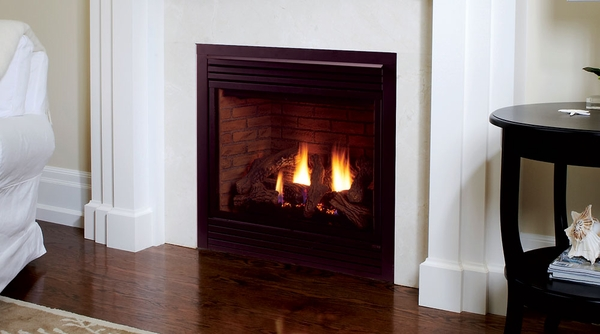 gas fireplaces free shipping