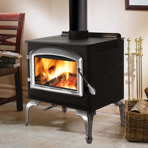 Napoleon 1400pl Wood Burning Stove With Legs