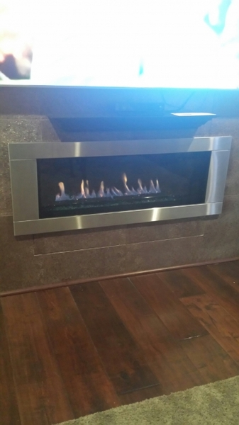 Napoleon LHD45 Linear Series Gas Fireplace - LHD45NSB
