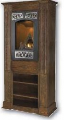 Napoleon Mdf Fireplace Cabinet For Vittoria Direct Vent