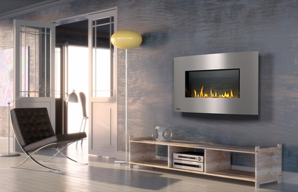 Napoleon Whd31nsb Plazmafire Wall Mounted Gas Fireplace