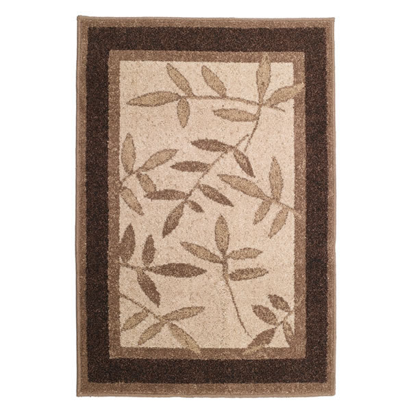 Contemporary Twiggy Frappe Olefin Hearth Rug