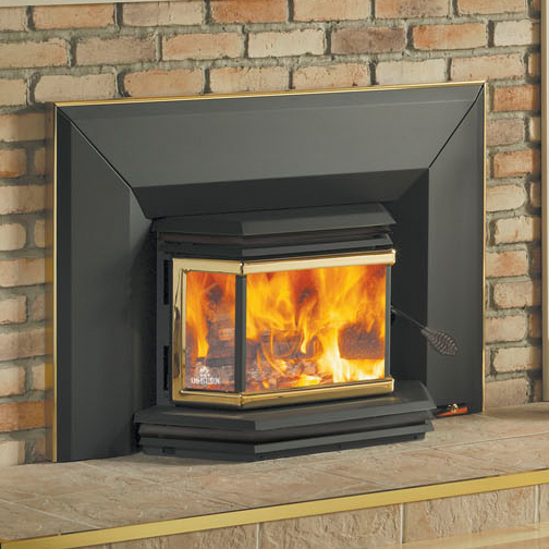 osburn 1800 high efficiency epa bay window woodburning