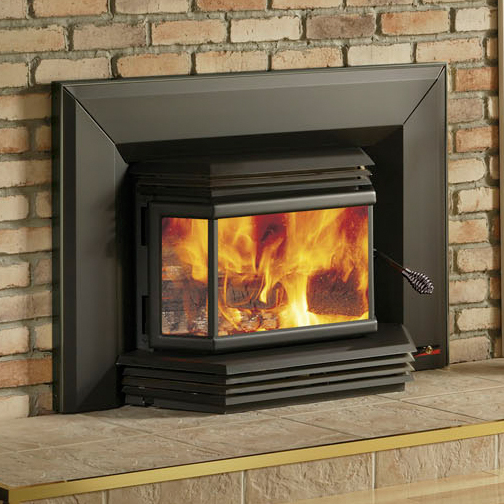Osburn 2200 High Efficiency Epa Bay Window Woodburning