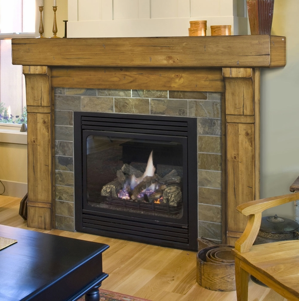 48 56 monticello fireplace mantel surround. pearl mantels vance ...