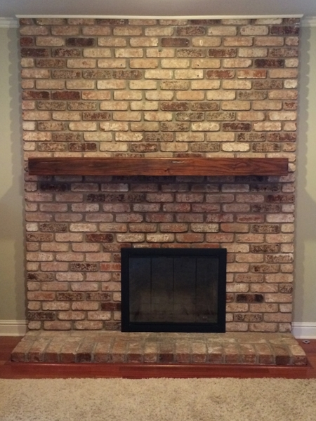 ... Fireplace Mantels > Pearl Mantels 412 Shenandoah Fireplace Mantel