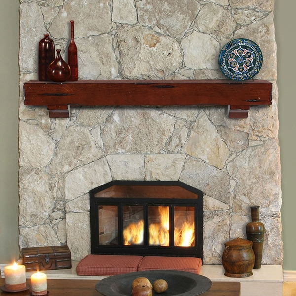 Image Result For Colonial Fireplace Mantels
