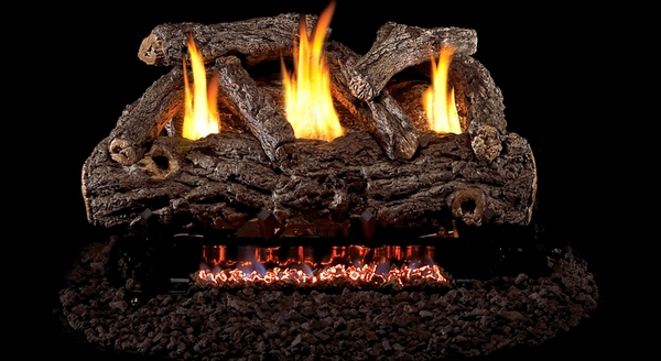 real fyre 20 golden oak designer ventless natural gas