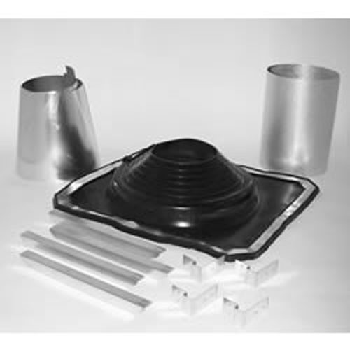 Selkirk All Fuel Chimney Universal Rubber Boot Flashing Kit