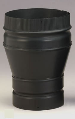Selkirk Dsp Double Wall Black 6 Inch To 8 Inch Stovepipe