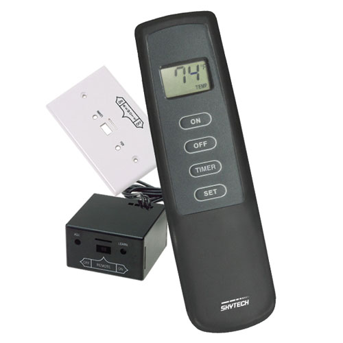 skytech 1001t lcd hand held millivolt remote control for