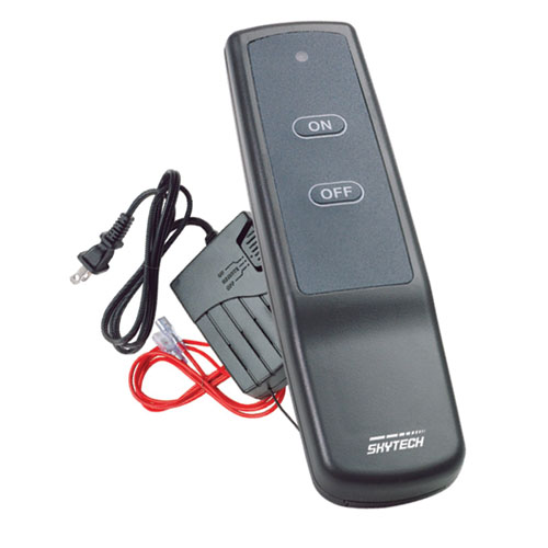 Skytech 1410 Hand Held On Off Remote Control For