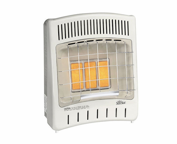 Thermostat Control SC18 Vent-Free Radiant Infrared Propane Room Heater