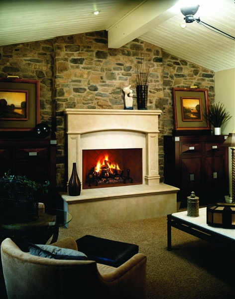 fitting a victorian fireplace shop