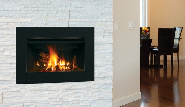 fireplace inserts superior dri2530 direct vent gas fireplace insert