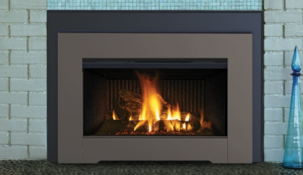 Superior DRI3030 Direct Vent Gas Fireplace Insert With Electronic Ignition - DRI3030 Direct Vent Gas Fireplace Insert With Electronic Ignition