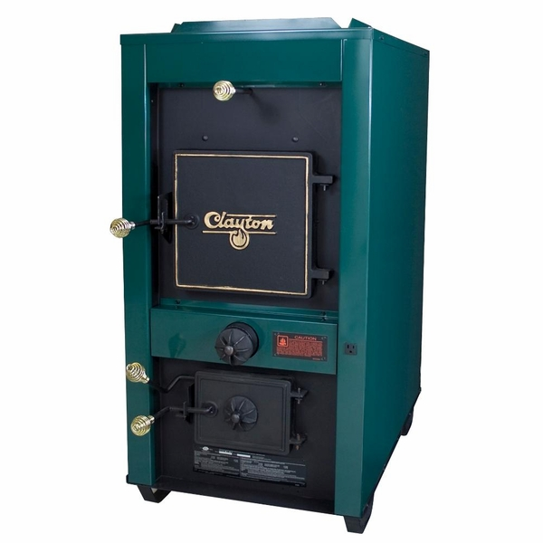 Us Stove Clayton 1802g Coal And Wood Burning Furnace With